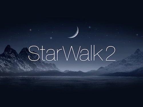 Приложение StarWalk 2 для iPad