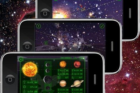 Лучшие астрономические программы для iPad, iPhone, iPod