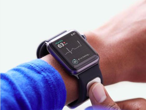Apple Watch має перший медичний прилад