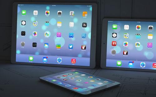 Digitimes: Производство 13-дюймового iPad начнется во второй половине 2014 года