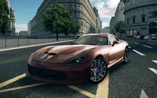 2K Drive — новые автогонки для iOS