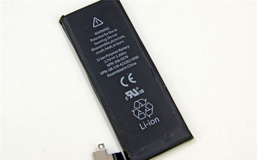 Аккумуляторы iPhone 5S и iPhone 5C более емкие, чем у iPhone 5
