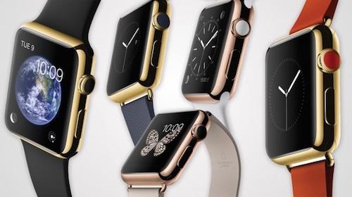 Apple разместила заказ на6млн Apple Watch