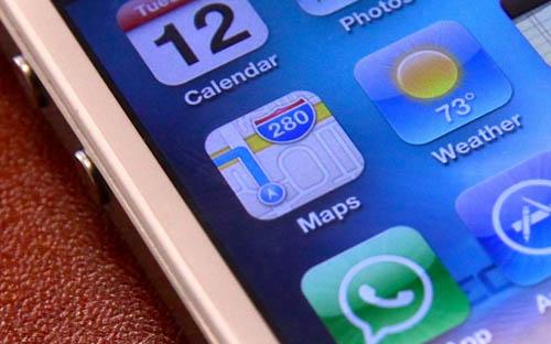 Карты Apple оказались лучше, чем Google Maps и Waze