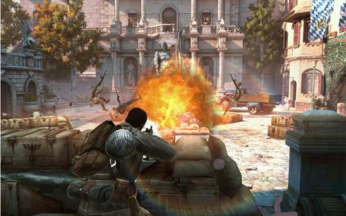 Gameloft анонсировала Asphalt 8 и Brothers in Arms 3