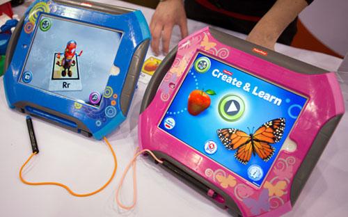 Новый кейс от Fisher-Price превратит iPad в отличную игрушку для детей
