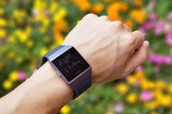 Так виглядає Fitbit Ionic
