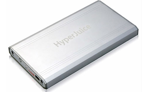 HyperJuice External Battery — заряжаем MacBook, iPad и iPhone в любом месте