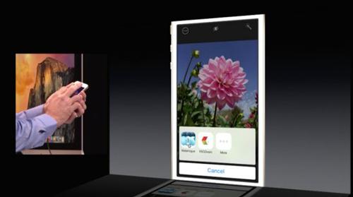 PhotoKit – раcширение для фоторедакторов в iOS 8