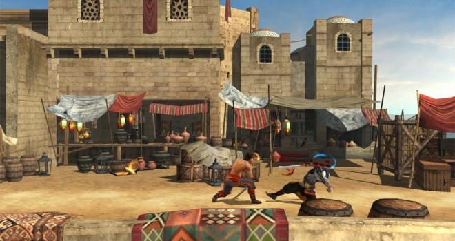 Prince of Persia: Shadow and The Flame