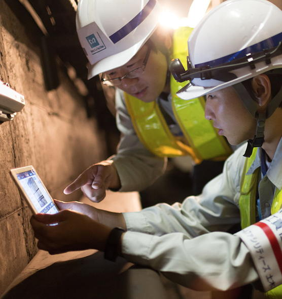 Як перевіряти стан споруд та будівель. Метро міста Токіо