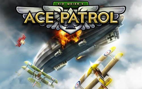 Sid Meier's Ace Patrol — стратегия для iOS от создателя «Цивилизации»