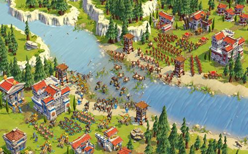Стратегия Age of Empires выйдет на iPad