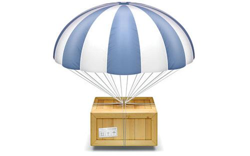 """Доставка файлов """"по воздуху"""": Обзор функции AirDrop"""