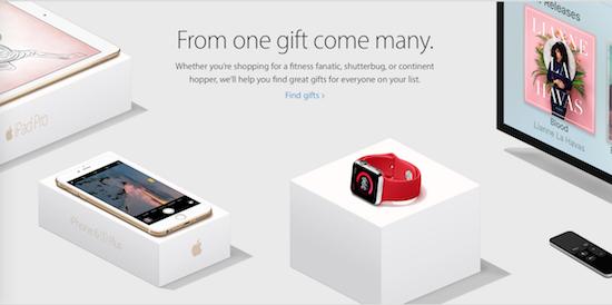 Что подарить на Новый год. Гид по Apple-подаркам