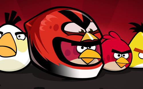 Новой игрой по Angry Birds станет картинг