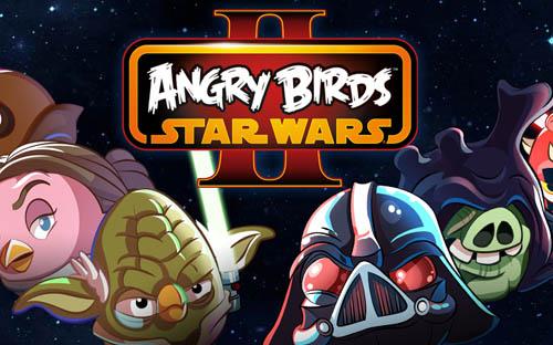 Анонсирована Angry Birds: Star Wars II