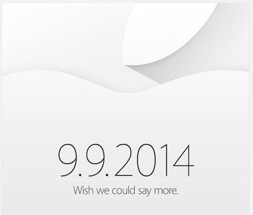 Что покажет Apple 9 сентября