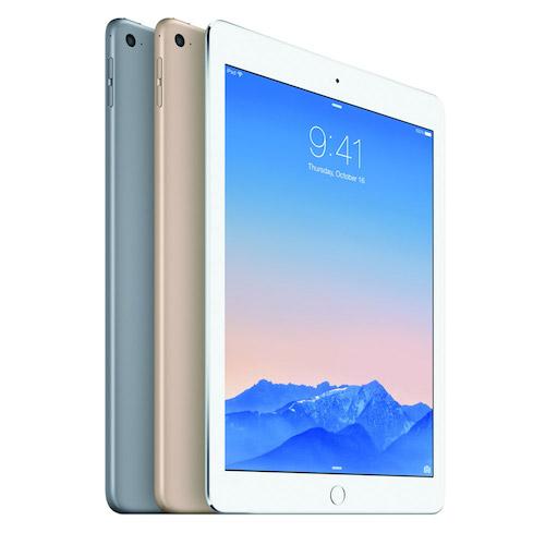 Первые отзывы про iPad Air 2