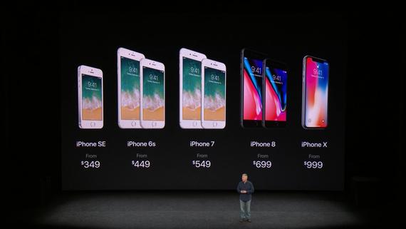 Середня тривалість життя пристроїв Apple — 4 з гаком роки