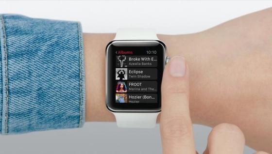 Керувати музикою з Apple Watch? Легко!