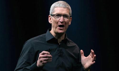 Результаты Apple за первый финансовый квартал 2015 года