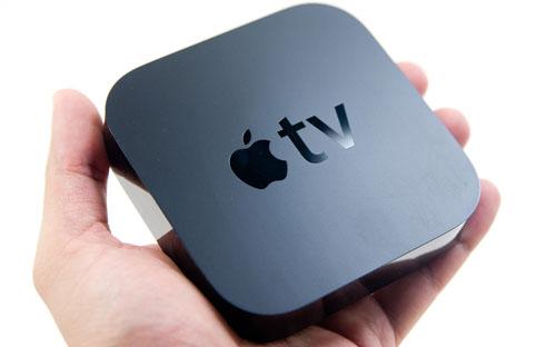 Apple готовит обновление Apple TV