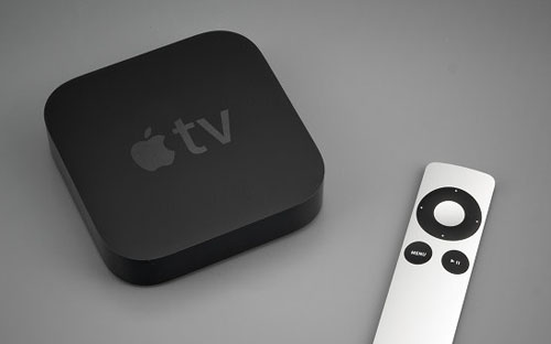 Обзор Apple TV