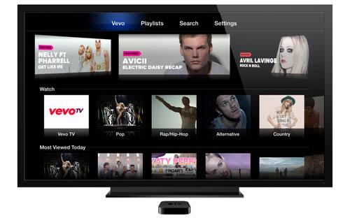 В Apple TV появились новые видео-сервисы
