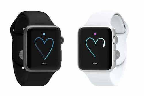 Обмен сообщениями между Apple Watch