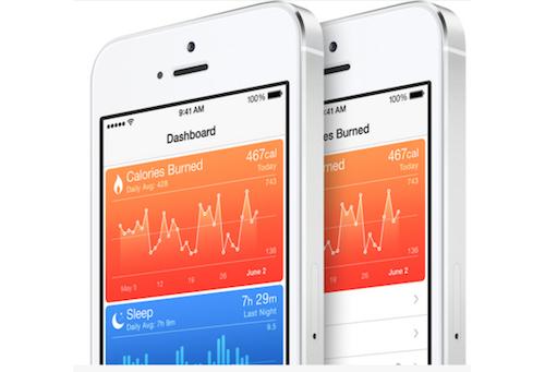 5 приложений, которые обмениваются данными с Health