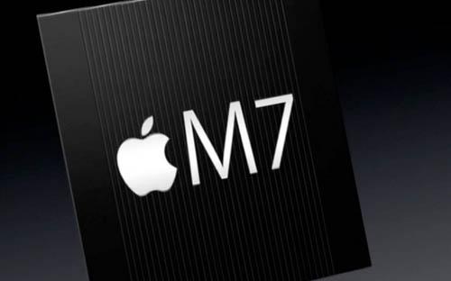 Как сопроцессор M7 в iPhone 5S работает с приложениями для финтеса