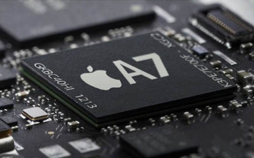 Появился первый тест графической производительности iPhone 5S