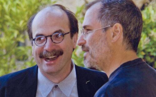 Дэвид Келли вспоминает о Стиве Джобсе