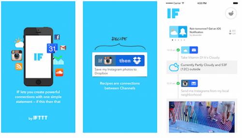 Разработчик IFTTT запустил три новых «Do» приложения