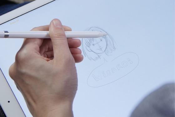 Найкращі програми для малювання на iPad Pro