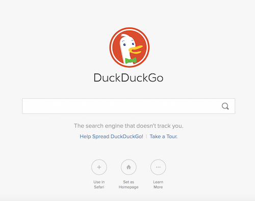 Что такое DuckDuckGo и как его установить