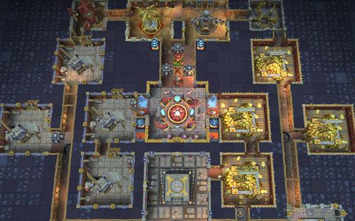 Римейк культовой стратегии Dungeon Keeper выйдет на iOS