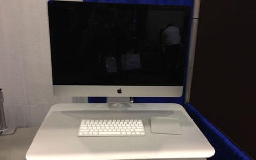 Ergotron представила новое рабочее место для iMac