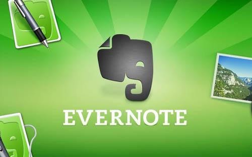 Evernote подвергся хакерской атаке, сбросил пароли