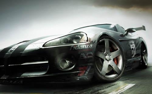 Знаменитые автогонки GRiD выйдут на Mac 28 марта