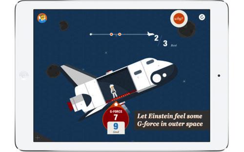 Легендарный физик Стивен Хокинг выпустил приложение для iPad
