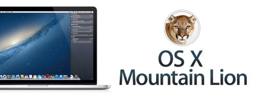 OS X Mountain Lion 10.8