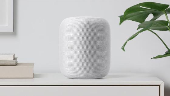 Акустична система HomePod надійде у продаж у 2018 році