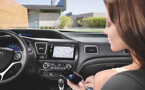 Honda анонсировала интеграцию с iOS в своих новых автомобилях