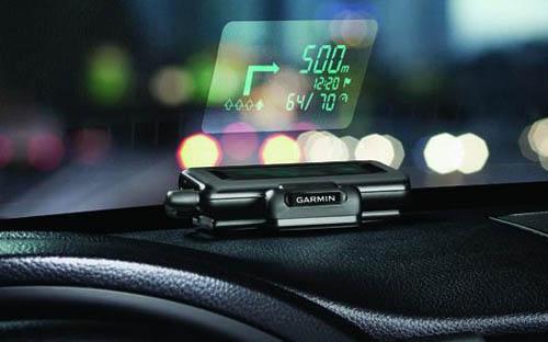 Garmin выпустил автомобильный навигатор с поддержкой iPhone