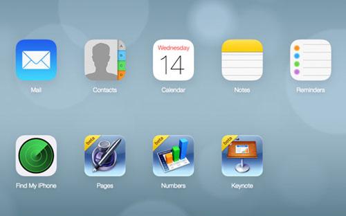 В приложениях iWork для iCloud появились инструменты для совместной работы