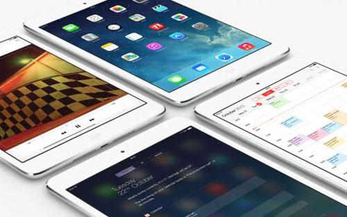 iPad mini обзавелся Retina-дисплеем