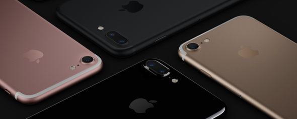 iPhone 7 та iPhone 7 Plus