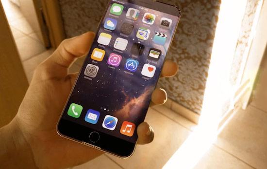 Как может выглядеть iPhone 7 Pro